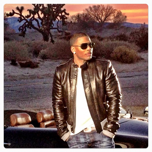 On The Sets: Nelly – 'Hey Porsche' | HipHop-N-More