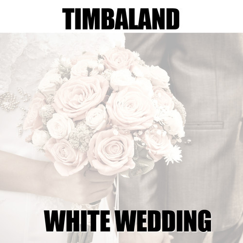 timbaland white wedding