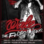Wale Announces 'The Folarin Tour'