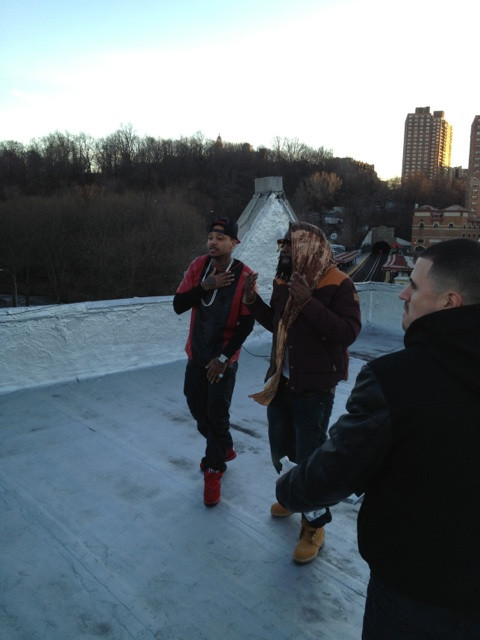 wale nyc shoot 6