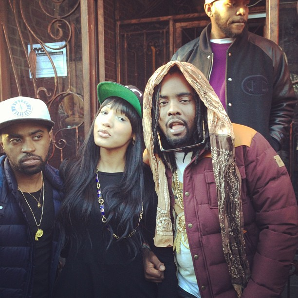 wale nyc shoot 8
