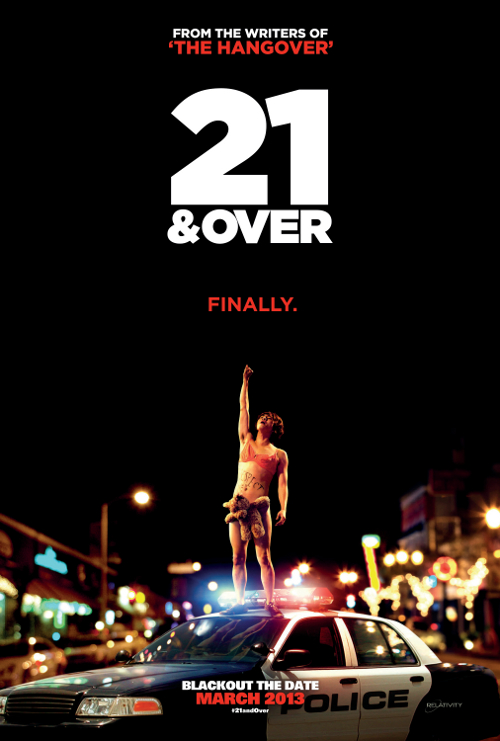 21over poster