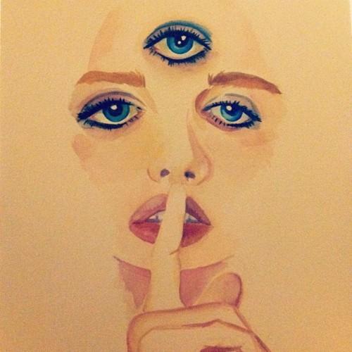 3rd eye girl