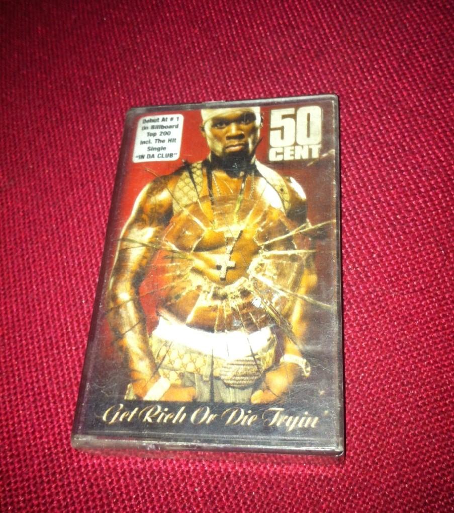 50 get rich cassette