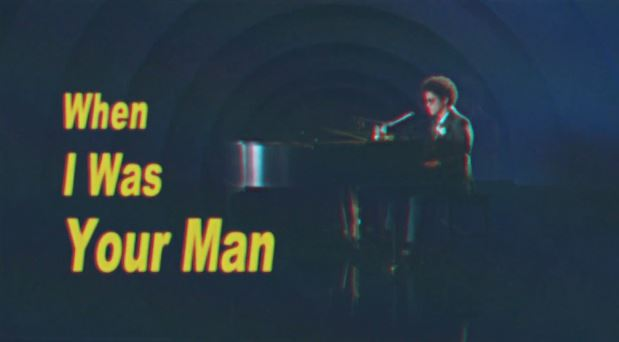 Bruno mars when i was your man consider