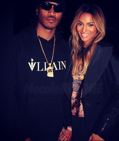 is future and ciara dating