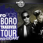 Kendrick Lamar Performs At Hot 97 5 Boro Takeover Tour In NYC (Live Stream)