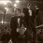Justin Timberlake & Jay-Z Perform On 2013 GRAMMY Awards