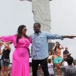 Kanye West Learns Samba Drums In Brazil (Video)