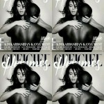 Kanye West & Kim Kardashian Cover French Mag L'Officiel Hommes + Photo Spread