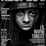 Lil Wayne Covers RESPECT. Magazine