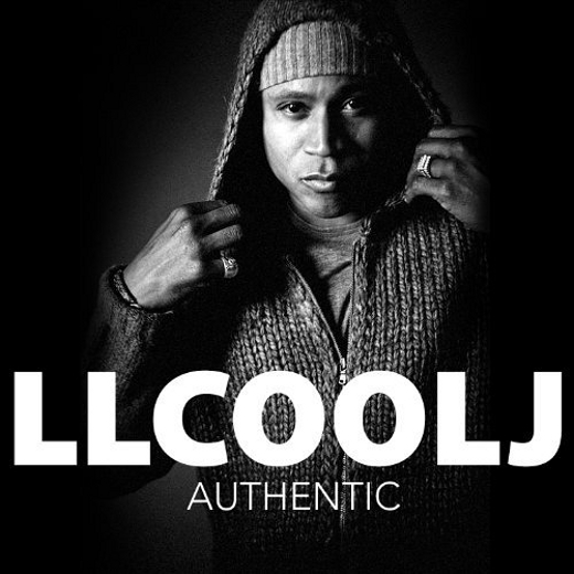 ll cool j authentic cover LL Cool J   Authentic Hip Hop (tracklist e artwork)