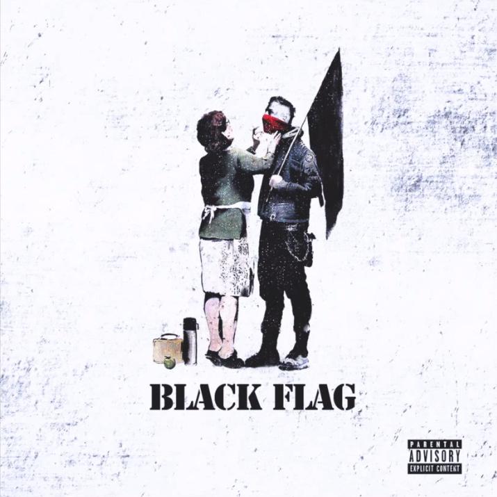 machine gun black flag album