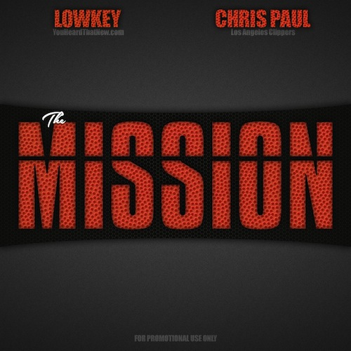 mission mixtape front