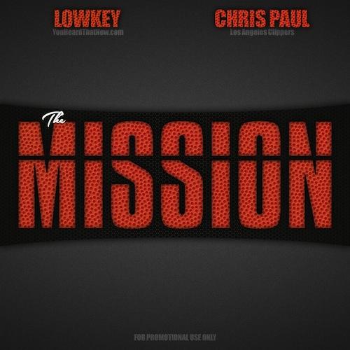mission mixtape front