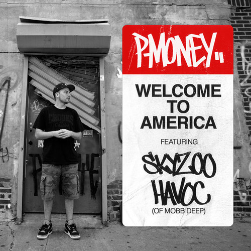 p money welcome to america