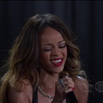Rihanna & Mikky Ekko Perform 'Stay' At 2013 GRAMMY Awards