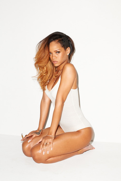 rihanna terry richardson 1