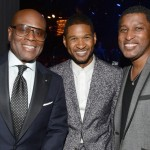 Usher, Miguel & Jennifer Hudson Perfom At Clive Davis Pre-GRAMMY Gala (Video)