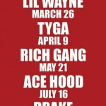 Ace Hood 'Trails & Tribulations' & YMCMB Compilation Album 'Rich Gang' Release Dates Revealed