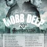 Mobb Deep Announce 20th Anniversary Tour