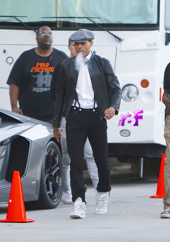 chris brown fine china 1