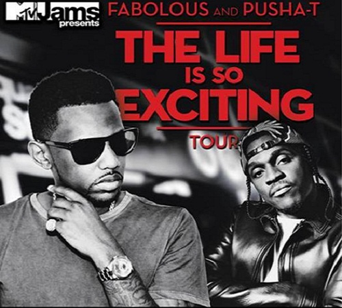 fabolous pusha tour