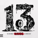 Havoc – <i>13</i> (Album Cover)
