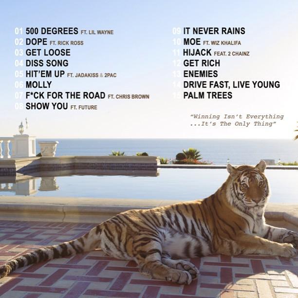 "Video: Tyga Announces ""Hotel California"" Album Release Date"