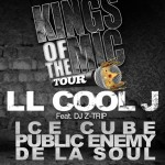 LL Cool J Announces 'Kings Of The Mic' Tour With Ice Cube, Public Enemy & De La Soul