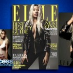 Nicki Minaj Covers ELLE (April 2013)