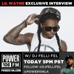 Lil Wayne Says He Has Epilepsy; Takes Shot At MTV Hottest MCs List & Speaks On TMZ