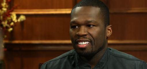 50 Cent Larry King