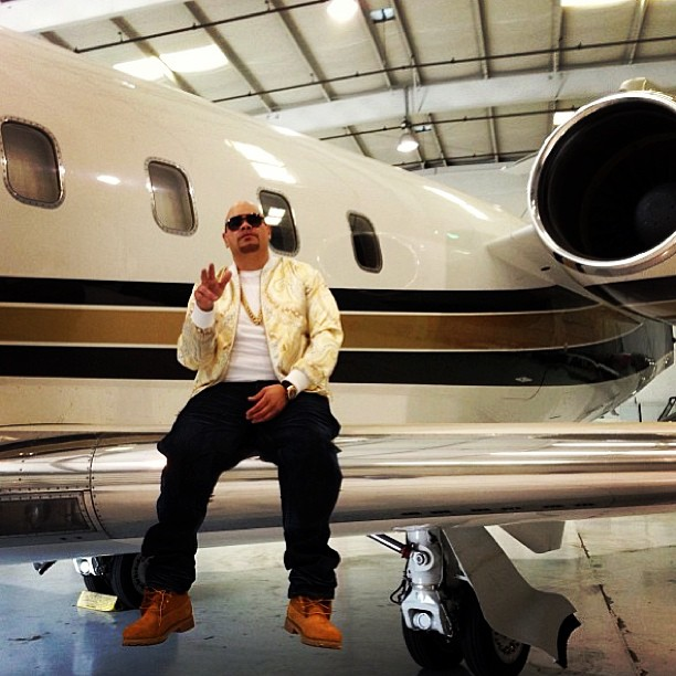 Fat Joe Ballin video shoot (7)