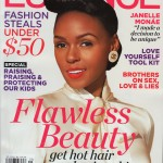 Janelle Monáe Covers ESSENCE (May 2013)