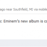 Eminem's 8th Album To Release On July 2?
