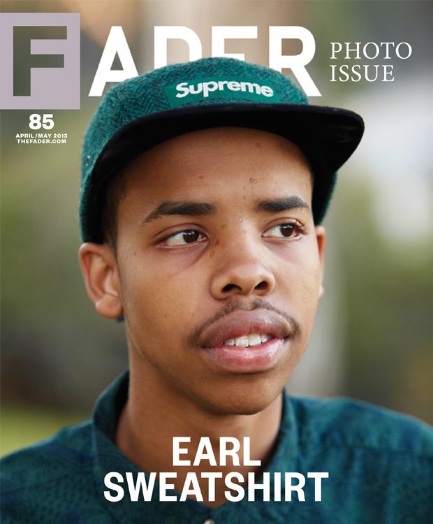 earl fader