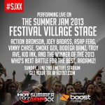 hot 97 festival village stage 150x150