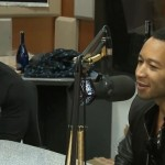 "John Legend On The Breakfast Club; Says Kanye ""Doesn't Really"" Make Beats Anymore"