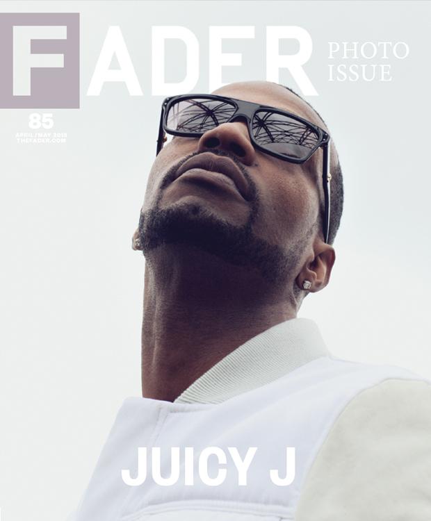 juicy j Fader