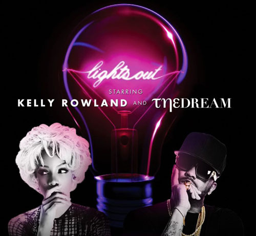 kelly rowland the-dream lights out