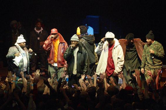 Wu Tang Clan Tour Uk