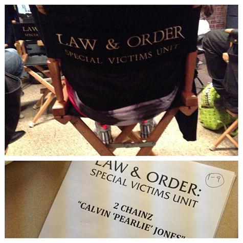 2 chainz law order