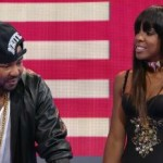 Kelly Rowland Makes The-Dream Emotional With 50 Million Plaque On 106 & Park