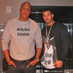 Jay-Z Hits The Studio With Raekwon & Drake (Photos)