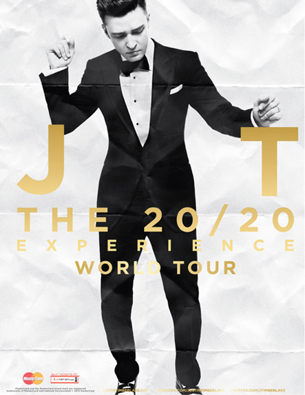 jt world tour