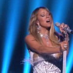 Mariah Carey Performs Medley Of Hits & 'Beautiful' On American Idol