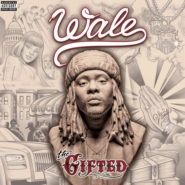 Wale: Wale – The Gifted (Album Cover & Track List)