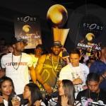 LeBron James, Dwyane Wade & Drake Celebrate Heat Championship At STORY Nightclub, Miami (Photos + Video)