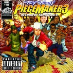 Tony Touch – <i>The Piece Maker 3: Return Of The 50 MCs</i> (Album Cover & Track List)